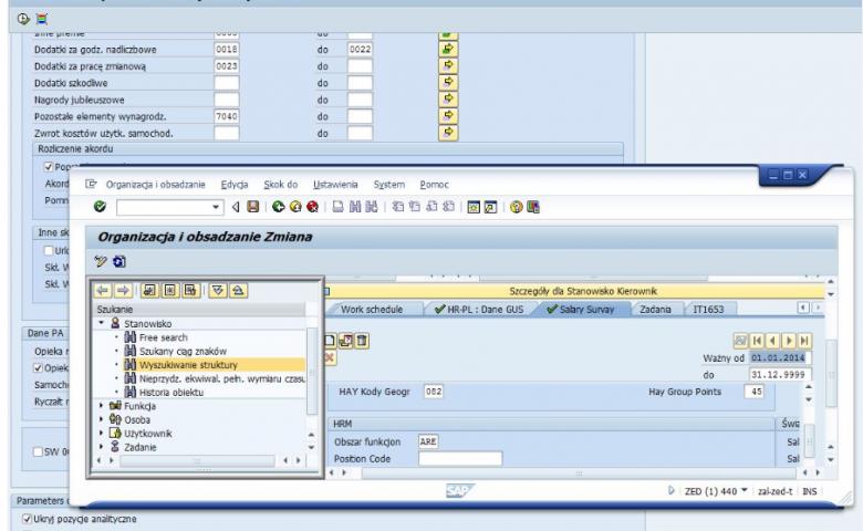 Aplikacja do obsługi Przeglądów Płacowych (Salary Survey Tool)